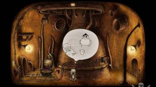 Linux Native Game: Machinarium