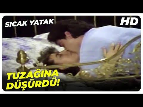 Sıcak Yatak - Kenan, Gamze'yi Tavladı! | Harika Avcı Eski Türk Filmi
