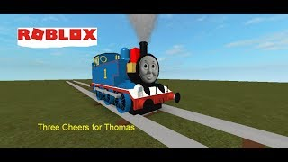 Three Cheers for Thomas ROBLOX Remake