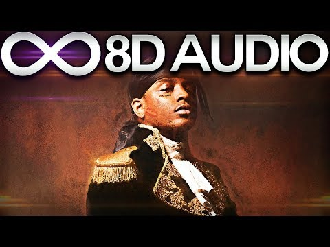 Ski Mask The Slump God – Foot Fungus 🔊8D AUDIO🔊