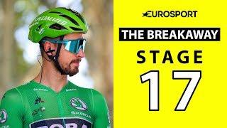 The Breakaway: Stage 17 Analysis   Tour de France 2019   Cycling   Eurosport