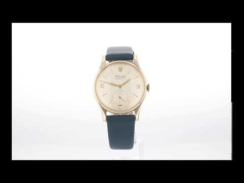 ROLEX Pre Owned Watch Precision