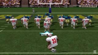 NCAA Football 99 PS1 Gameplay HD