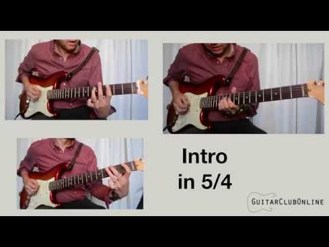 Mission Impossible Theme - Lead Guitar, Rhythm Guitar & Bass Guitar ...