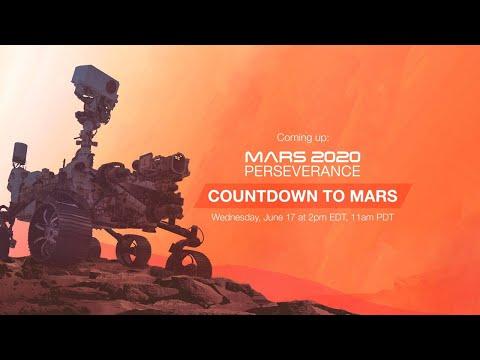 NASA's Mars 2020 Perseverance Rover – Countdown To Mars (Media Briefing)
