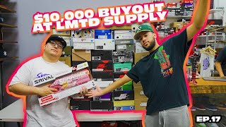 $10,000 BUYOUT AT LMTD SUPPLY! Is the box RED or ORANGE?   Inside LMTD 2.0 EP.17