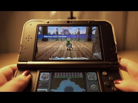 Binaural ASMR Playing New Nintendo 3DS XL & EartoEar Whispering No Game Sound, Clicking