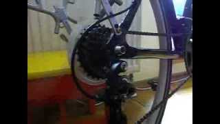 Regulacja przerzutki rowerowej tylnej - PRAKTYCZNIE