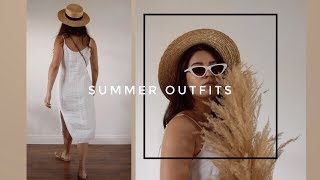 CASUAL SUMMER OUTFITS 2018