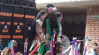 Shri krishan astmi dance new 2018