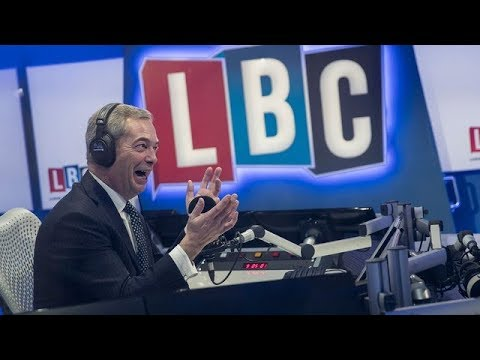 The Nigel Farage Show: Corbyn's speech/are Labour ready for government? Live LBC - 27th Sept 2017