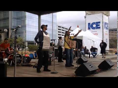 Cajun Music & Dancing Downtown Houston, TX