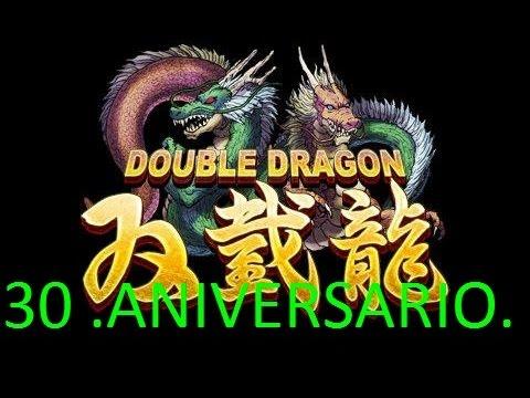 Doble Dragon 30 Aniversario