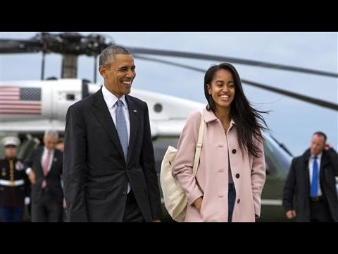Malia Obama to Attend Harvard After 'Gap Year'