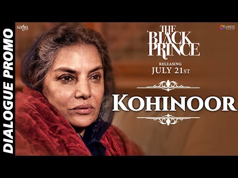 Dialogue Promo : Kohinoor | The Black Prince | New Hindi Movie 2017 | Rel 21st July Mp3