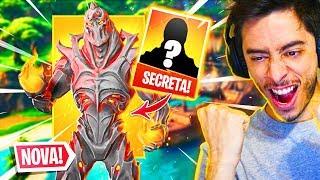 ¡SECRETO DE PIEL GRATIS! -Fortnite