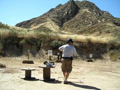 練習4 Practice for steel challenge at Piru, California