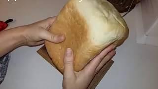 Выпечка домашнего хлеба в хлебопечке Gorenje BM 900W