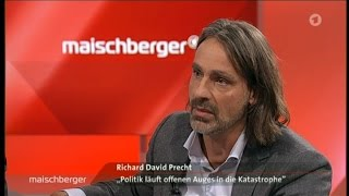 """""""Populismus ist das Viagra einer erschlafften Demokratie"""" 14.12.2016 Maischberger - Bananenrepublik"""