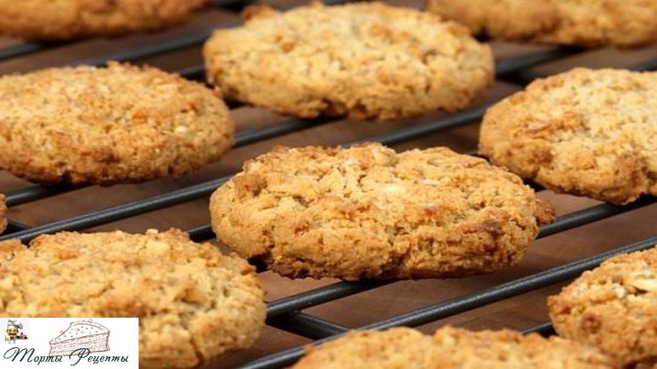 Пирожное из овсяного печенья рецепт пошагово