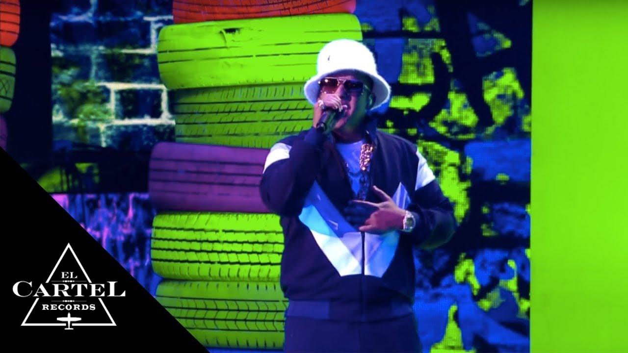 Daddy Yankee - Dura | Premios Lo Nuestro 2018 (Live)