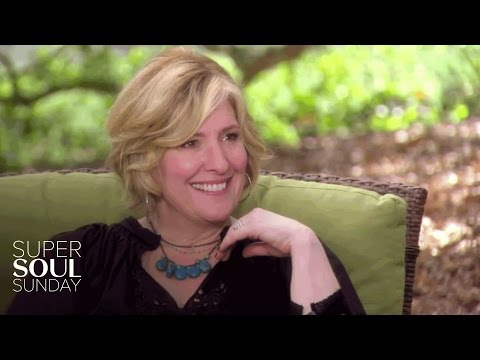 """Brené Brown's Greatest Truth: """"Be Brave; Show Up"""" 