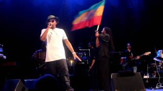 Damian Marley Ft Nas Patience, NYC Summerstage