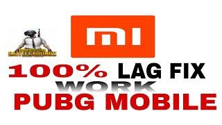 Redmi 5a pubg lag fix| Redmi 5a pubg setting| how to play pubg smoothly| lagging fix any xiomi phone
