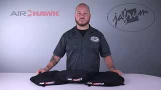 Airhawk Seat Cushion Review at Jafrum.com