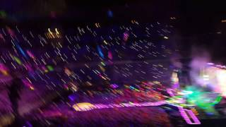Coldplay - Viva La Vida & Adventure of a Lifetime - Live @SanSiro (Milano) Luglio 2017