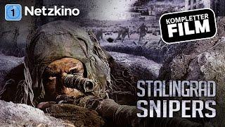 Stalingrad Snipers - Blutiger Krieg (Action, Drama in voller Länge)