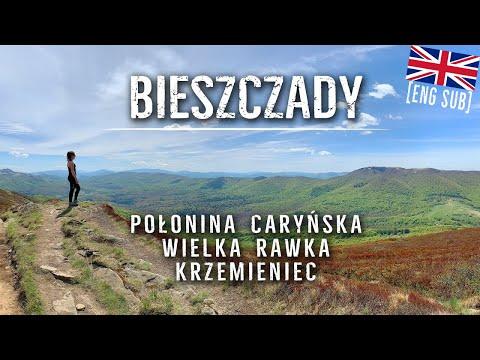 Bieszczady. Połonina Caryńska | Zachód na szczycie. from YouTube · Duration:  12 minutes 40 seconds