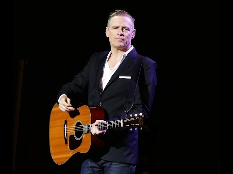 ''Straight From The Heart'' - Bryan Adams - PNC Arts Center - Holmdel, NJ - June 16th, 2017