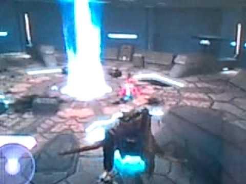 Halo 2: Final Boss Battle w/ Banshee!!