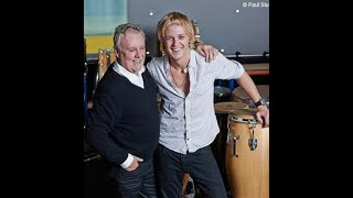 Rufus Taylor following in dad Roger Taylor's footsteps🥁🥁