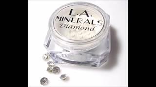 Nano Blur Finish   Hides Lines   Blurs Imperfections  High Definition Diamond Veil by L A  Minerals