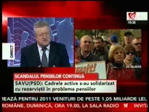 Daniel Savu cere demisia ministrului Gabriel Oprea