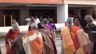 Bathukamma Festival at Saket Pranaam M2U00838