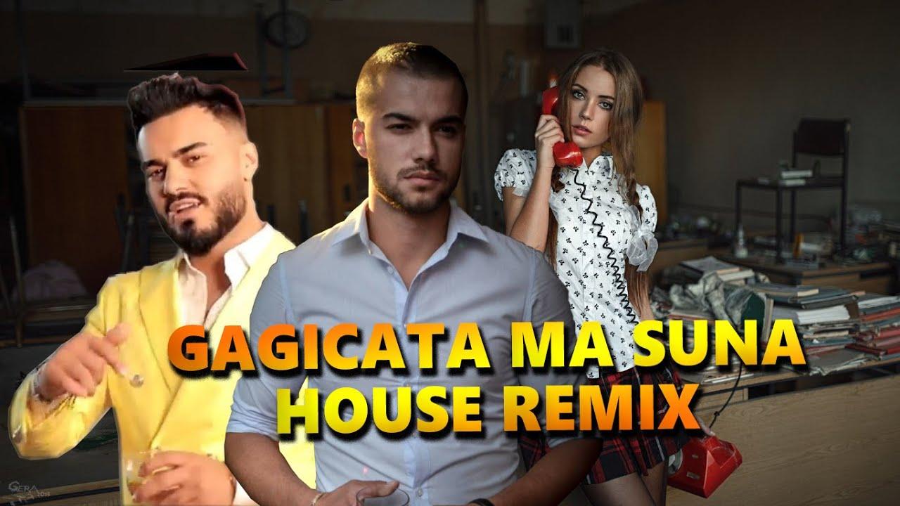 Jador x Culita Sterp x Dj Magic - Gagica ta ma suna (House Remix)