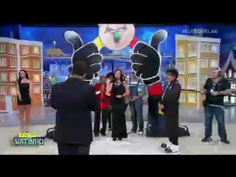 Show de Burrice no Programa do Ratinho.