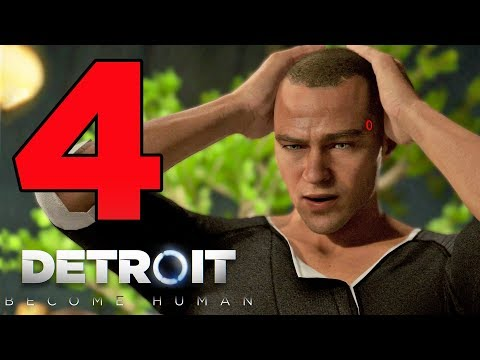 COSA HO FATTO!!  L' INTERROGATORIO - DETROIT BECOME HUMAN [Walkthrough Gameplay ITA HD - PARTE 4]