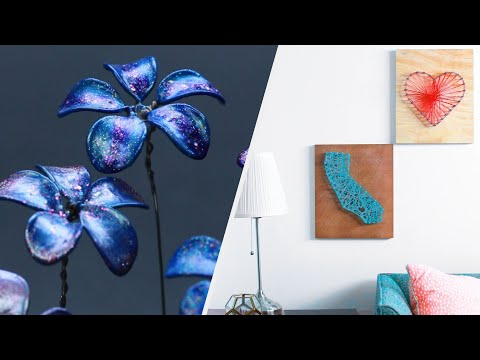 8 Stunning DIY Art Ideas For Your Home