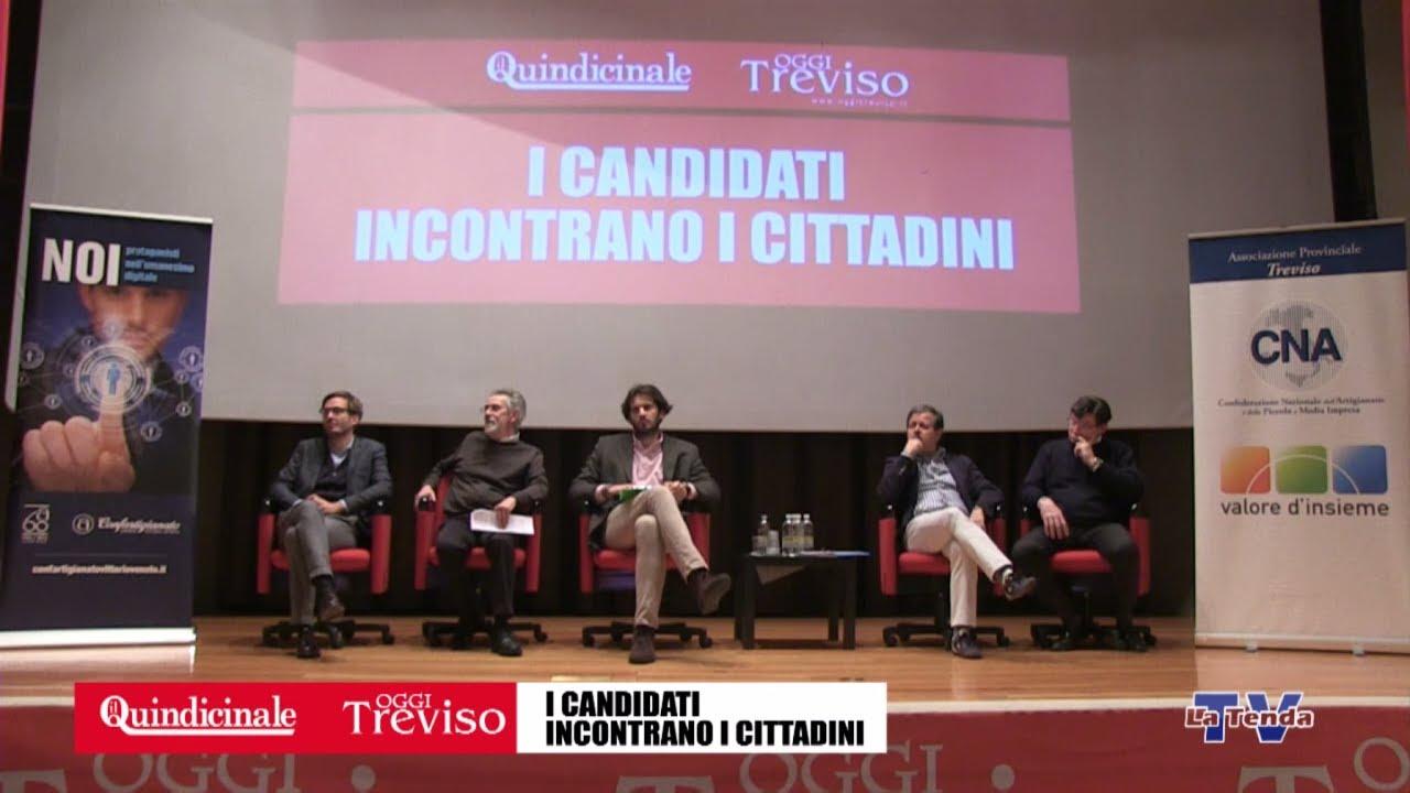 I candidati incontrano i cittadini