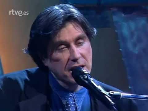 """Bryan Ferry """"Taxi"""" (Tal Cual 02/04/1993)"""