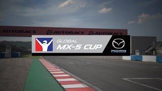 Global Mazda MX-5 Cup // Week 11 at Okayama