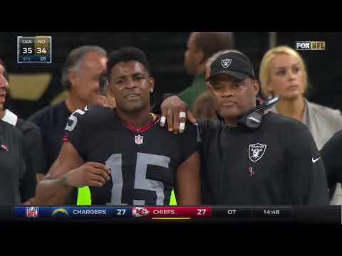 2016-17 Raiders Crazy Endings Called by Greg Papa