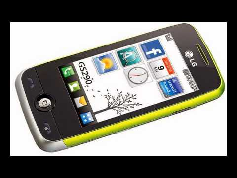 TouchScreen LG GS290 Cookie Fresh Original