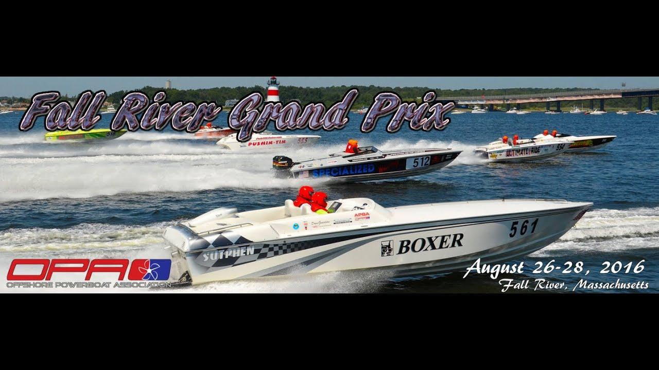OPA 7 Fall River Grand Prix - CLASS 7 RACE