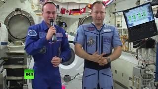 Космонавт Назвал Плоскоземельщиков Идиотами и Подтвердил Земля Шар Плоская Земля