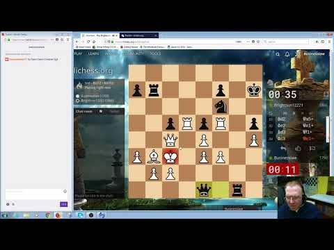 Chess Cruncher TV The Climb to 2500 in Tactics 2 14 2018